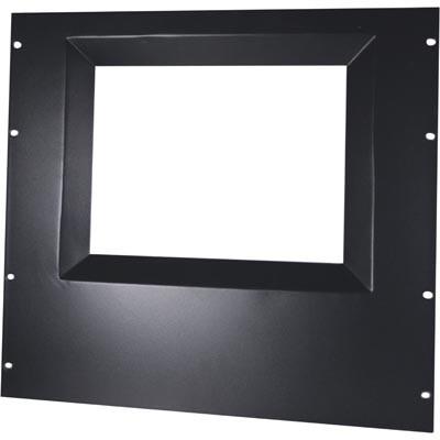 """Afbeelding van 19 inch monitorpaneel voor 15"""" monitor - 10U"""