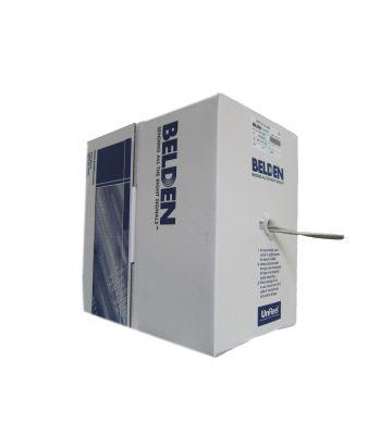 Belden 1583ENH Cat5e UTP netwerk kabel stug 305m 100% koper LSOH