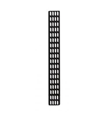 18U verticale kabelgoot