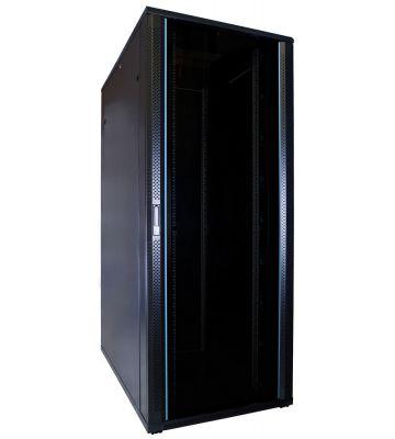 42U serverkast met glazen deur 800x1200x2000mm (BxDxH)