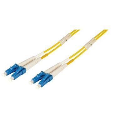 OS2 duplex glasvezel kabel LC-LC 1,50m