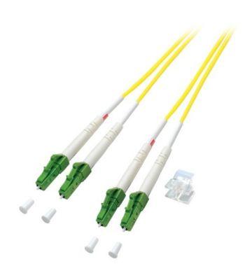 OS2 duplex glasvezel kabel LC/APC-LC/APC 2m