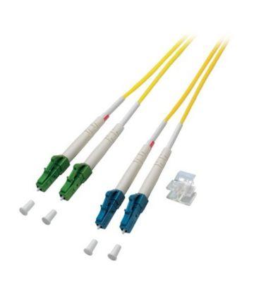 OS2 duplex glasvezel kabel LC/APC-LC 10m