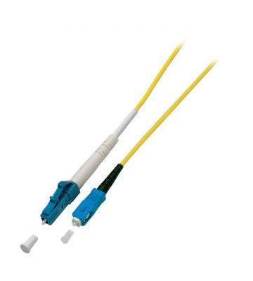 OS2 simplex glasvezel kabel LC-SC 2m