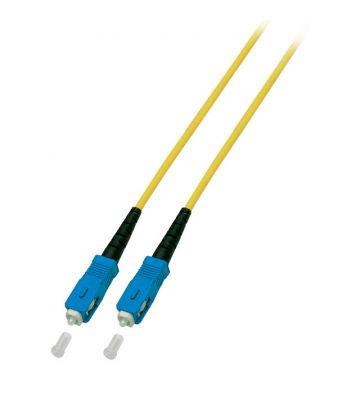 OS2 simplex glasvezel kabel SC-SC 1m