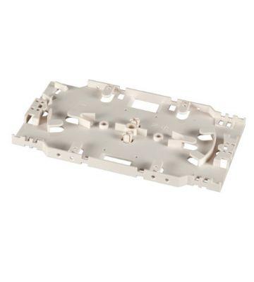 Lascassette voor 2 x 12 lashouders