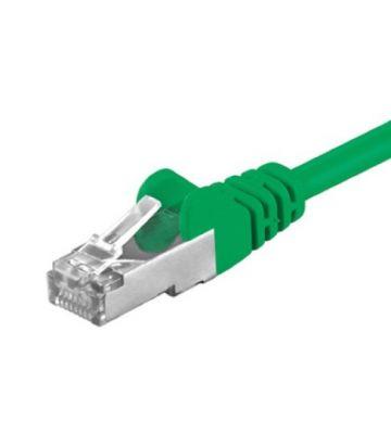 CAT5e FTP 7,50m groen
