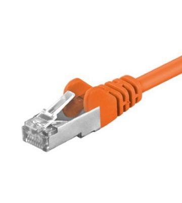 CAT5e FTP 2m oranje