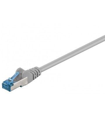 CAT6a S/FTP (PIMF) 1m grijs