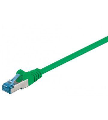 CAT6a S/FTP (PIMF) 0,50m groen