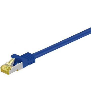 Cat7 SFTP/PIMF 30m blauw