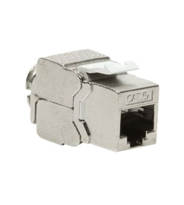 CAT6a STP Keystone Connector - Toolless