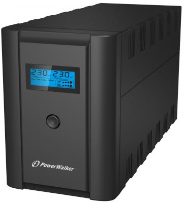 PowerWalker Line-Interactive 1200VA-L UPS