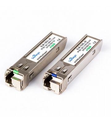 SFP (mini-GBIC) LC module singlemode TX1310/RX1490nm 40Km