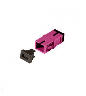 Multimode keystone koppeling SC-SC simplex paars