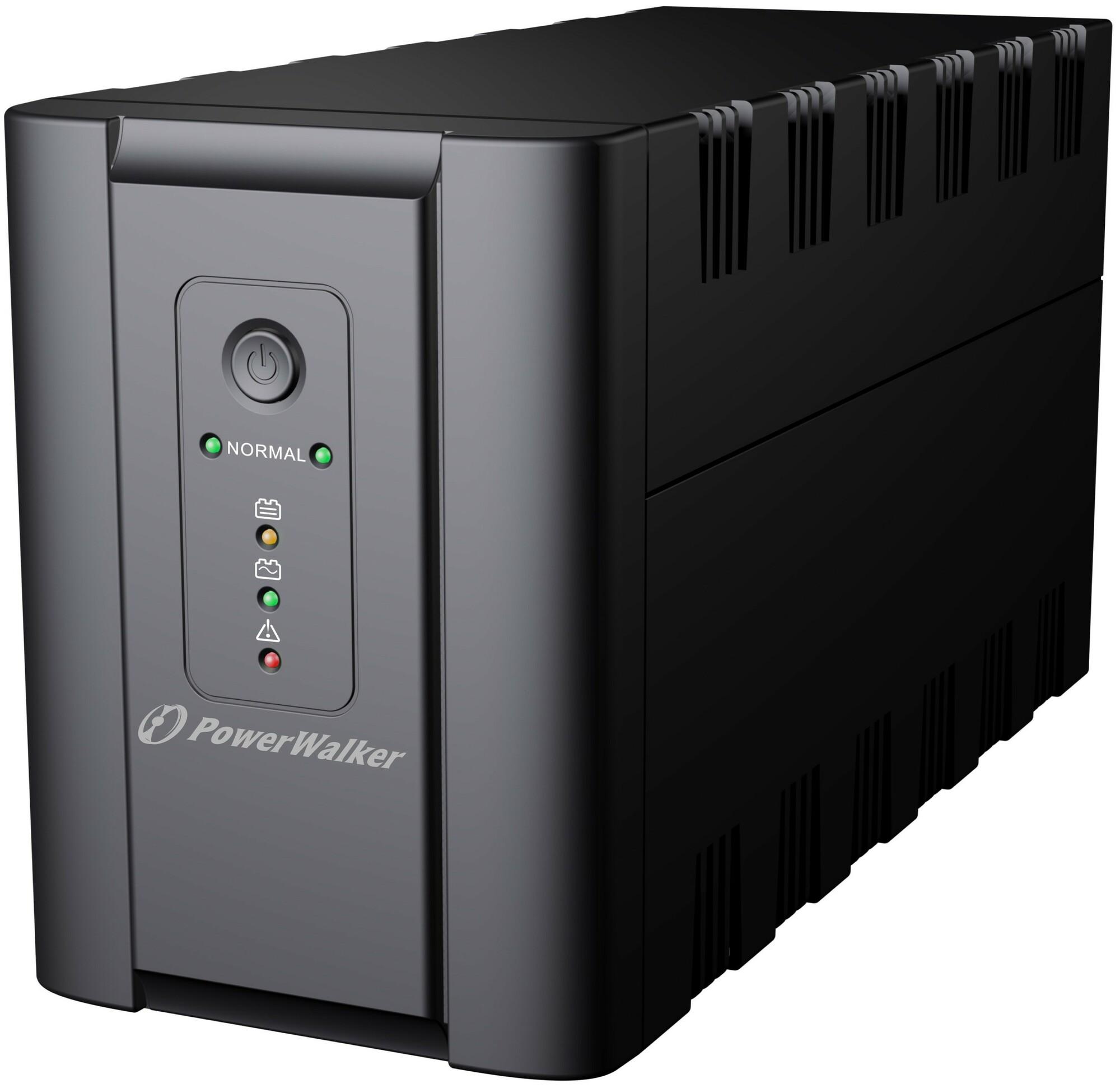 Afbeelding van PowerWalker Line-Interactive 1200VA UPS
