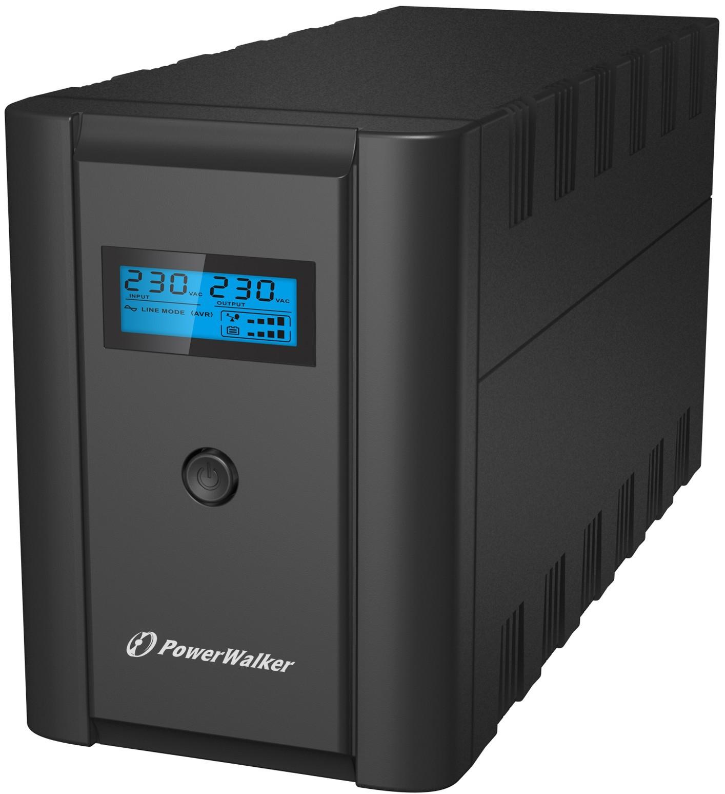 Afbeelding van PowerWalker Line-Interactive 1200VA-L UPS