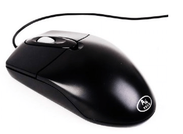 Afbeelding van Optische muis (plat ontwerp)