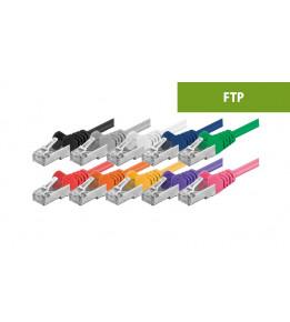 Cat5e FTP patchkabels