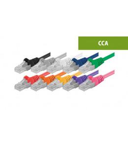 Cat5e patchkabels - CCA